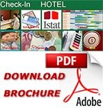 Brochure software gestione Hotel